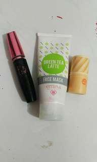 Take all 50k branded skin care & makeup