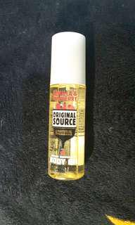 Original Source Body Oil Vanilla & Raspberry