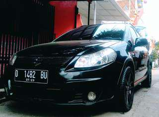 Sx4 XOver 2008 Matic