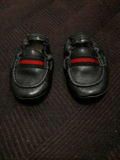 Gucci Authentic Baby Shoes