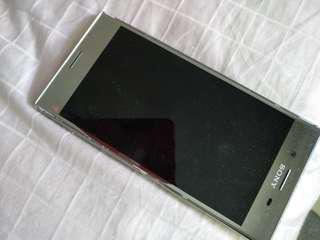 Sony xperia zx chrome 4k display
