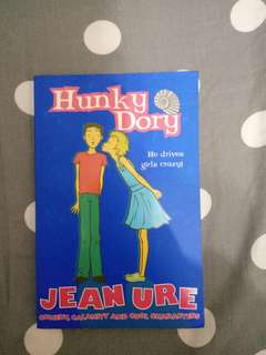Hunky Dory by Jean Ure