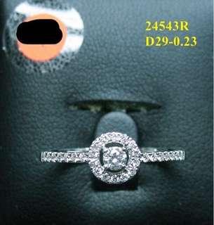 diamond ring size 7.5