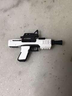 Hot toys 1/6  blaster first order Stormtrooper Star Wars heavy gunner