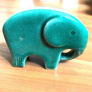 Banyan Tree Elephant Name Card holder