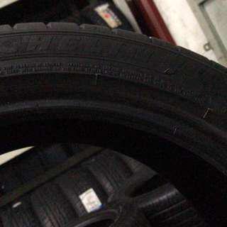 Michelin Pilot Sport 4 tire 17