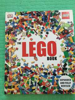 LEGO Book (hard cover)