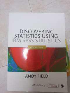 Murdoch Uni BSC302 Stats textbook