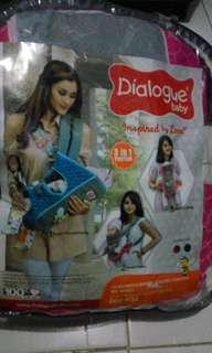 Gendongan dialoque
