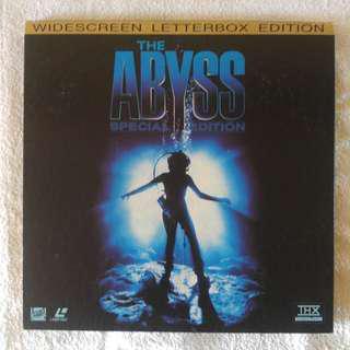 The abyss special edition深淵LD boxset