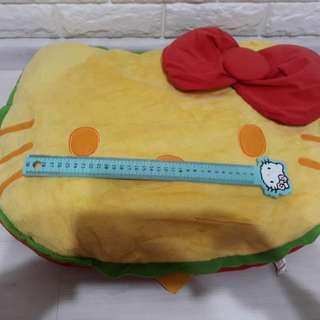 Hello Kitty Burger XL cushion