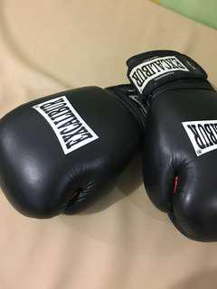 Excalibur sparring boxing gloves 14oz (cowhide leather)