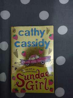 Sundae Girl by Cathy Cassidy