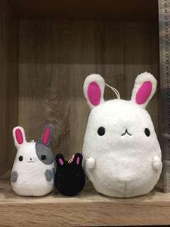 Usadaruma rabbit bunny plush soft toys