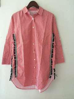 Red Shirt Bohemian