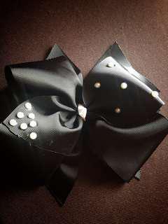 Princess bow (jojo siwa inspired bow)