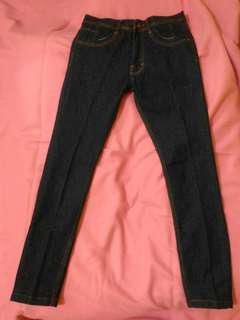 Celana jeans navy NEW