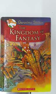 Geronimo Stilton- The Kingdom Of Fantasy