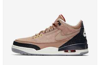 Air Jordan 3 JTH NRG Justin Timberlake edition Bio beige