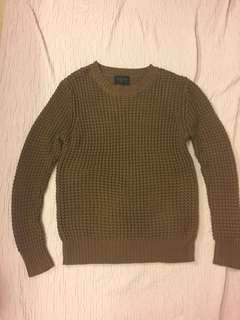 All saints knit sweater