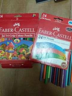 Faber castell artist set