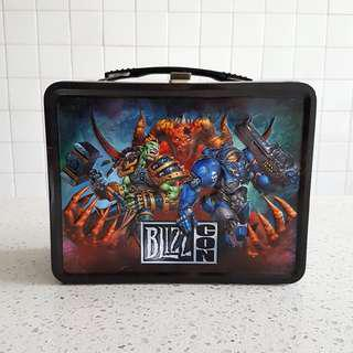🆕 BLIZZCON wow x diablo x starcraft lunchbox