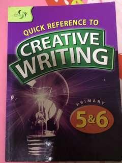 Creative Writing P5 and P6