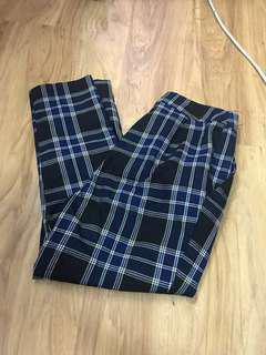 Vintage Pants checkered