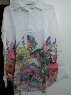新款棉質恤衫春季清柜