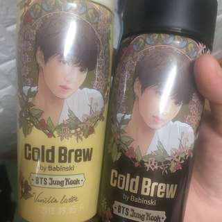 JK COFFEE BOTTLE