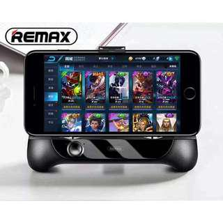 🚚 REMAX phone holder cooling fan game holder power bank