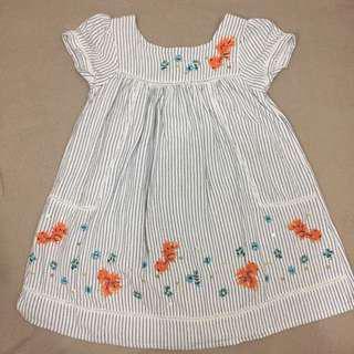 next baby dress 12-18