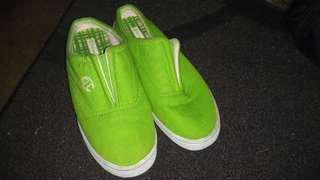 Champion Bright Green Slip On