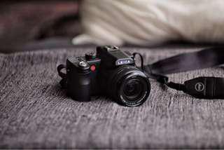 Leica Vlux 1 mint