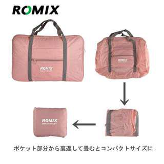 Foldable Water Resistant Nylon Travel Luggage Handbag