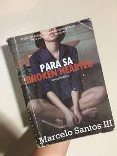 WATTPAD BOOK (Para sa broken hearted)