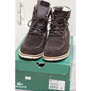 Lacoste Suede Boots