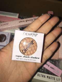 ColourPop Super Shock Shadow in La La