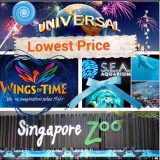 Attraction Tickets Singapore          Attraction ticket eticket