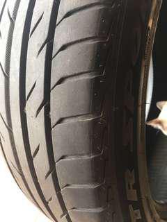 Tayar Tyre Tire 235/50/18 Alphard / Vellfire