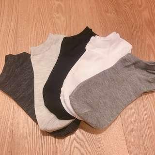 全新 男生 素色短襪🔅