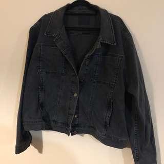 ASOS Oversized Denim Jacket