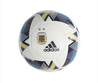 (New) Original Adidas Argentina Football Association Football Size 5 #UNDER90