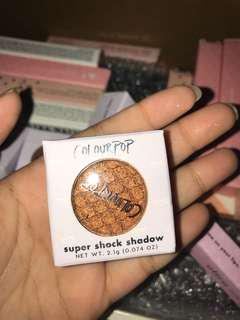 Colourpop Super Shock Shadow in Game Face