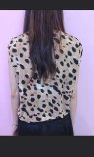 泰國豹紋衫背心
