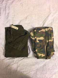 GAP Easy leggings (retail // $60 each)