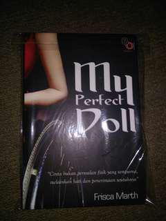 Novel wattpad '' My Perfect Doll''