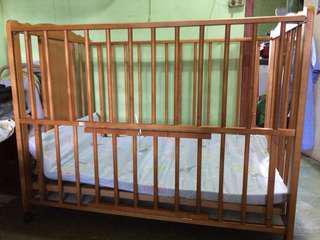 Japan wooden crib
