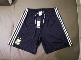 (New) Original Adidas Argentina Home Climacool Shorts #UNDER90