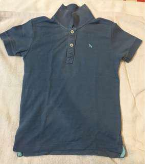 H&M kid's collared shirt (US2-4y)
